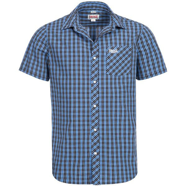Camisa Lonsdale Brixworth Blue