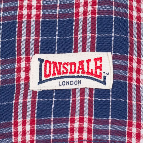 Camisa Lonsdale Brixworth Red