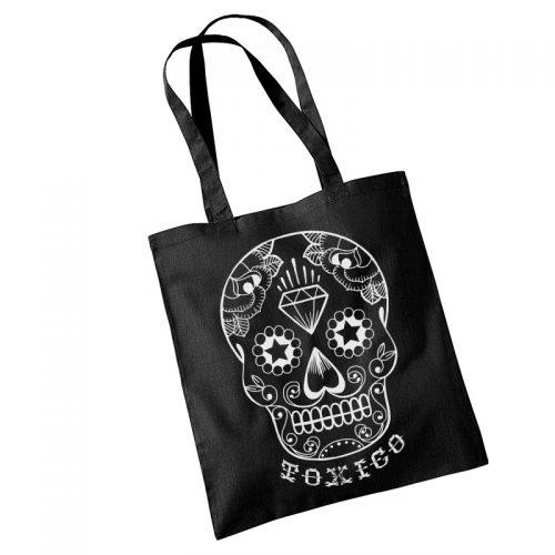 Bolso Toxico DT Skull