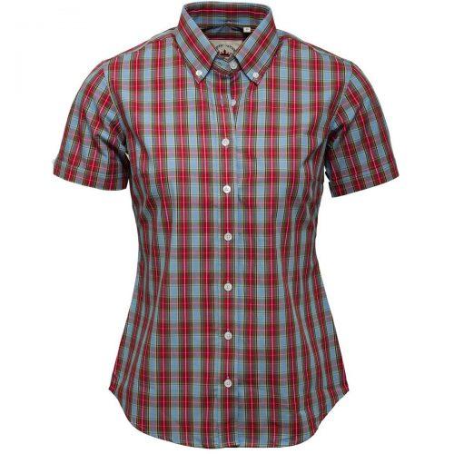 Camisa Tartan Azul y Roja