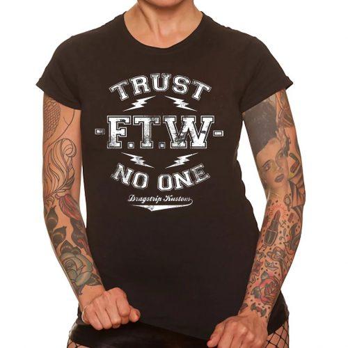 Camiseta Dragstrip FTW