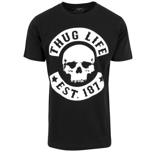 Camiseta Thug Life Skull