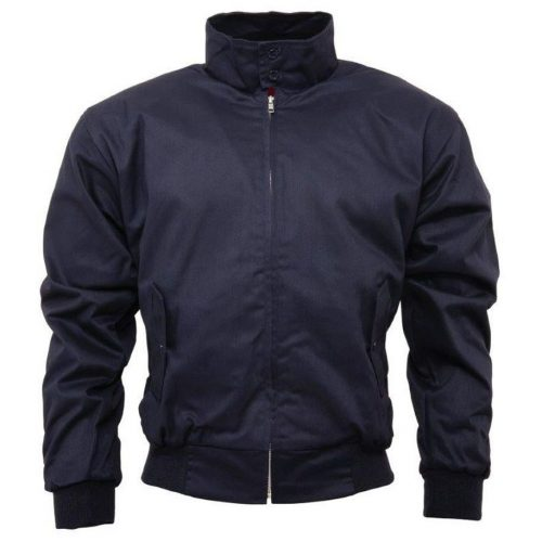 Chaqueta Harrington Navy