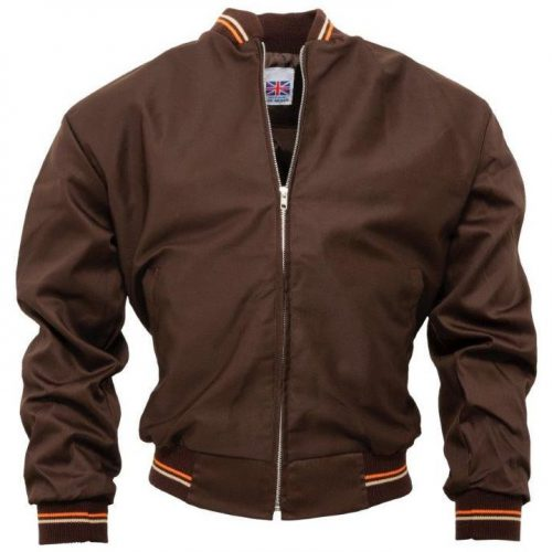 Chaqueta Monkey Brown