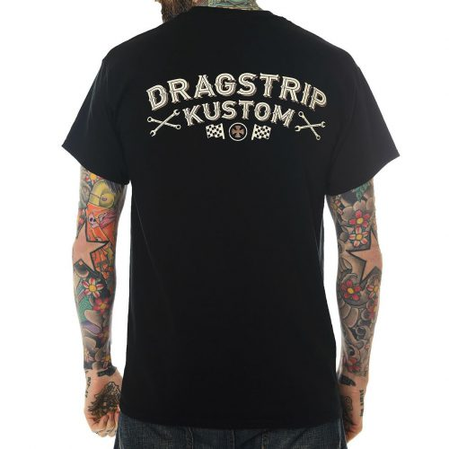 Camiseta Dragstrip East Side Kustom