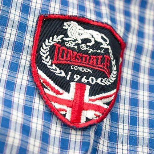 Camisa Lonsdale Berny Navy