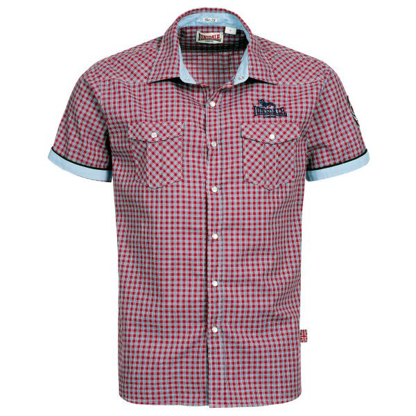 Camisa Lonsdale Berny Red