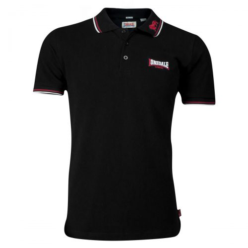 Polo Lonsdale Lion Black