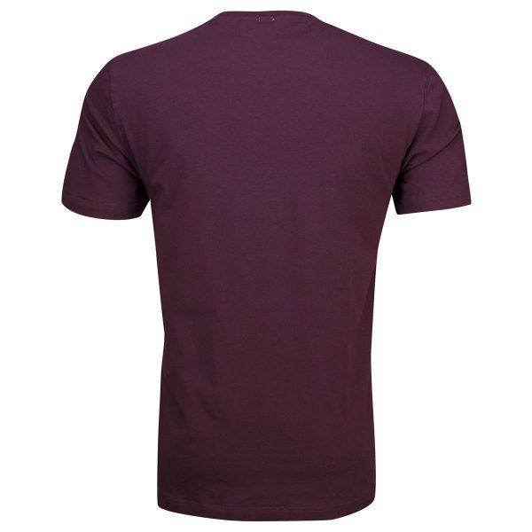 Camiseta Lonsdale Original Vintage Oxblood
