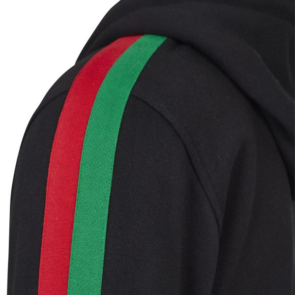 Sudadera Stripe Shoulder