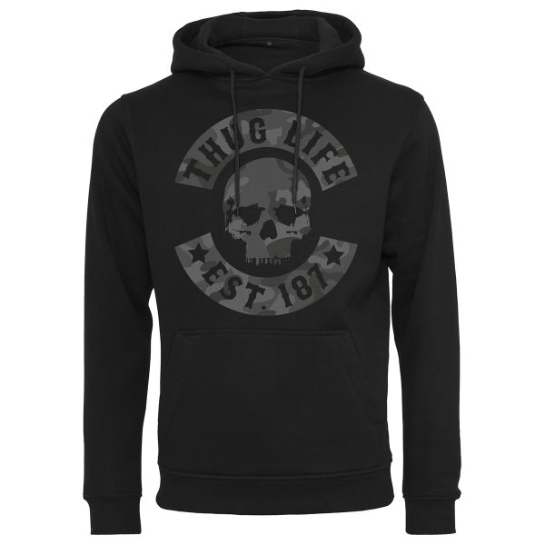 Sudadera Thug Life Skull