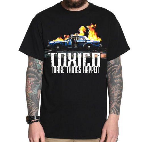 Camiseta Toxico Make Things Happen
