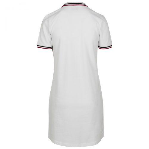 Vestido Polo White