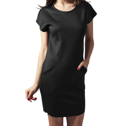 Vestido Scuba Black